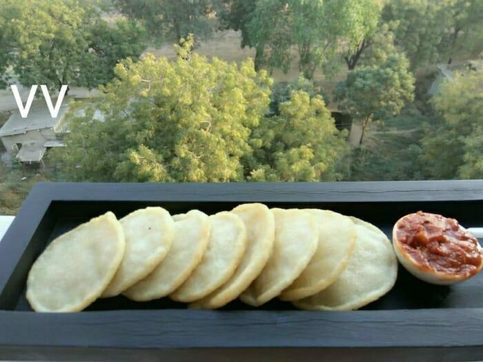 Chettinad Breakfast Vellai Paniyaram